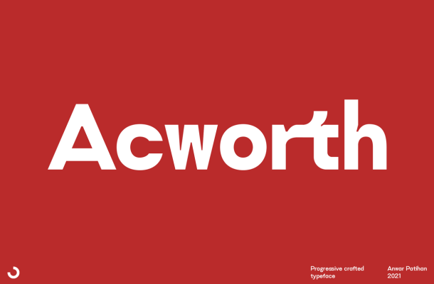Acworth Font