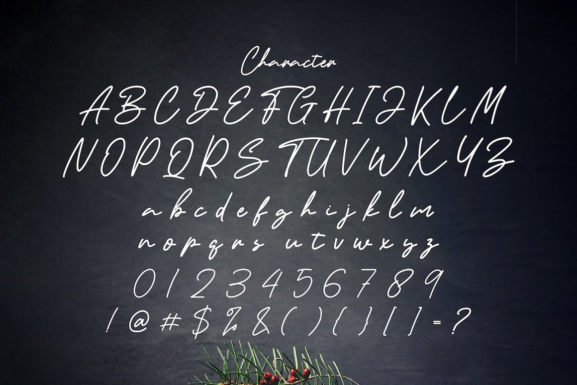Artemay Bright Font-3