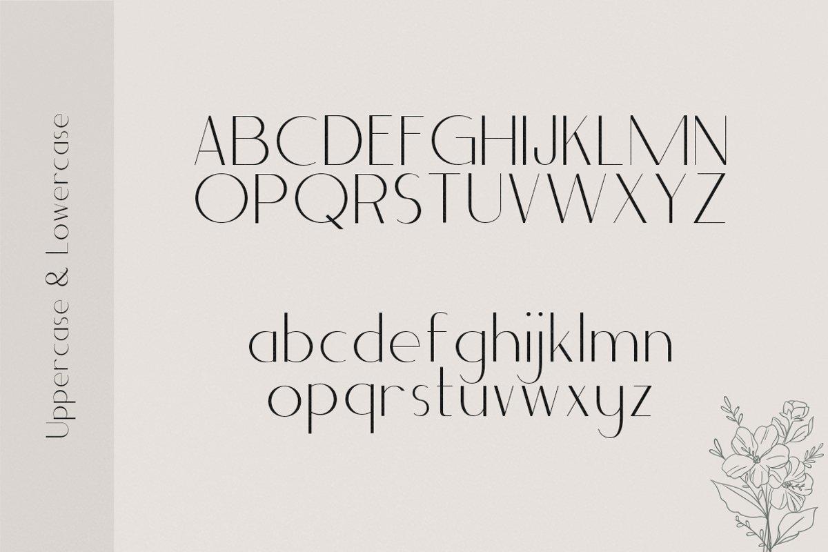 Avoda Font-2