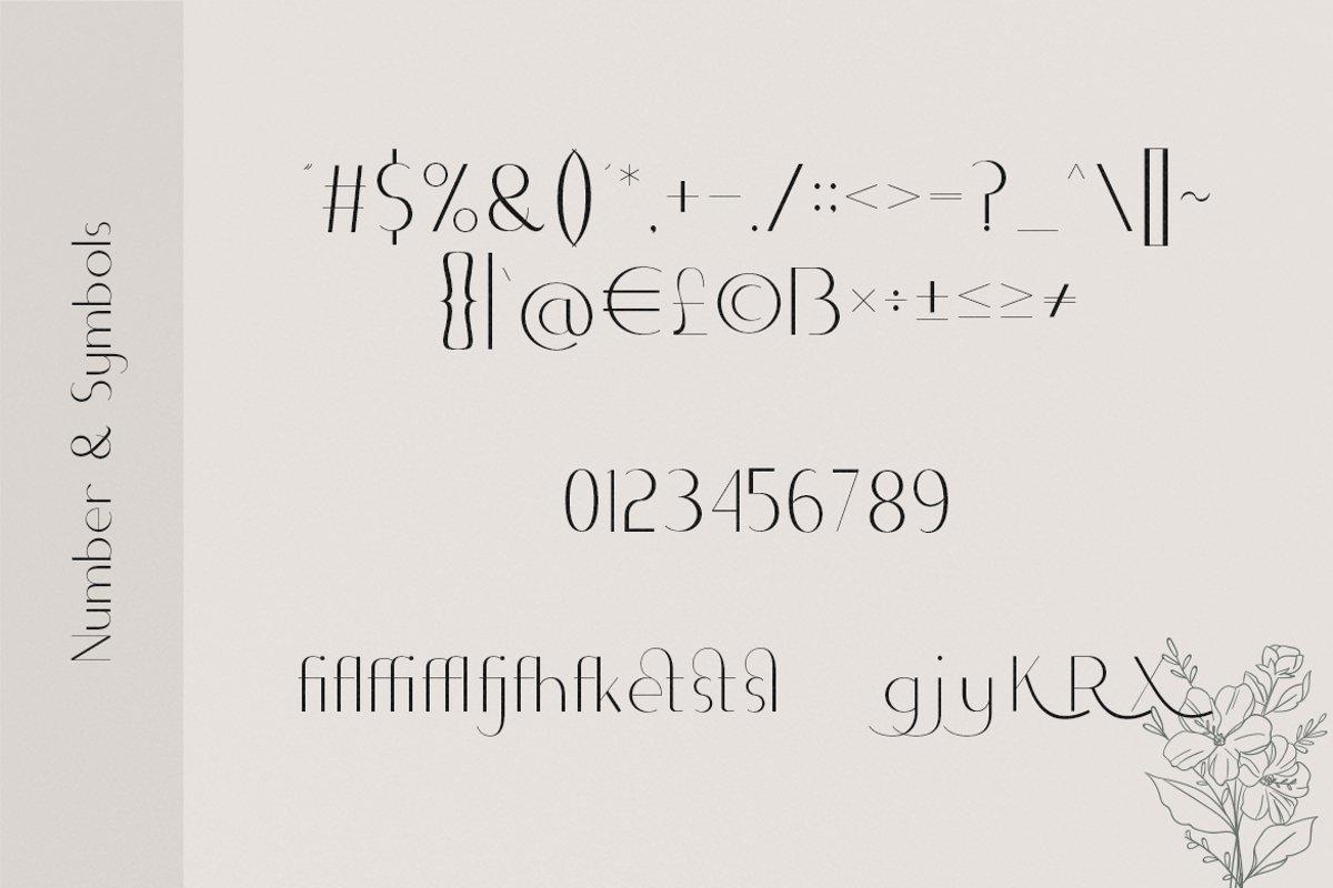 Avoda Font-3