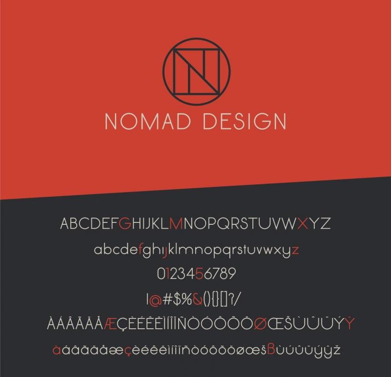 Limerock Font-2