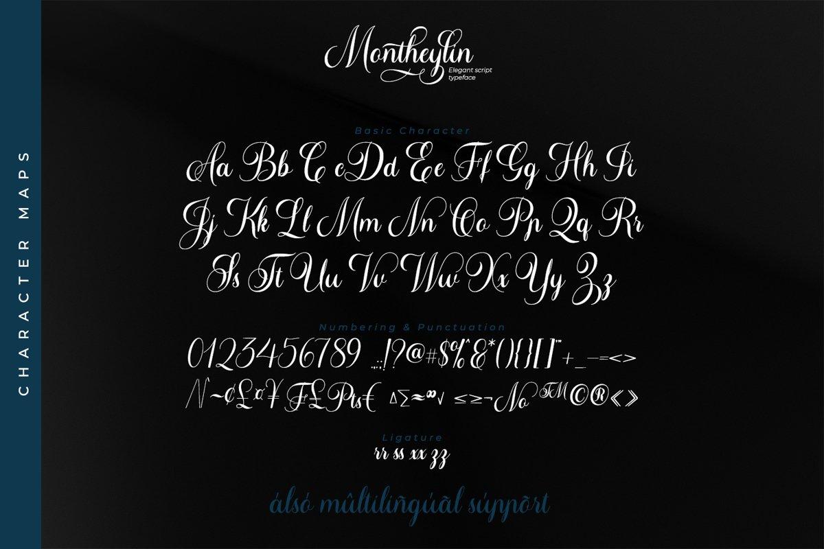 Montheylin Font-3
