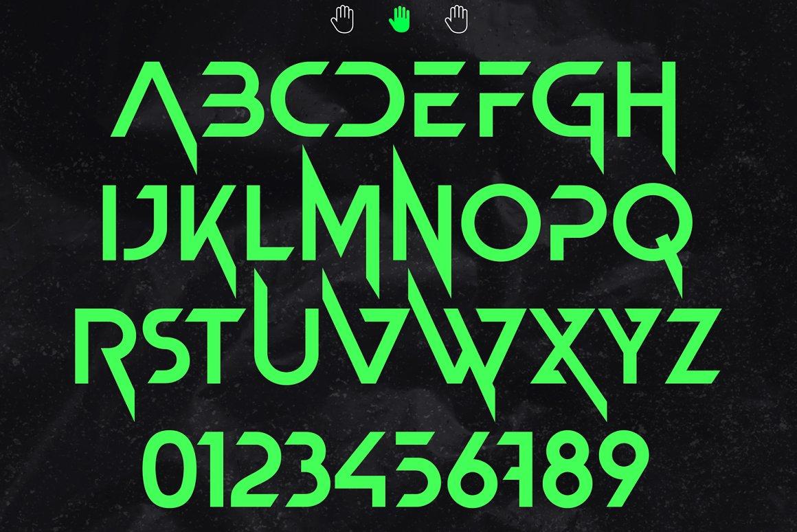 Newton Howard Font-3