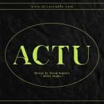 Actu Font