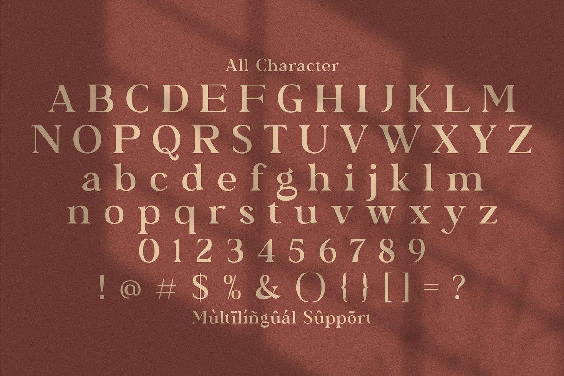 Bagator Font-3