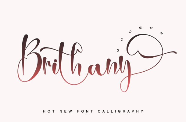 Brithany Font