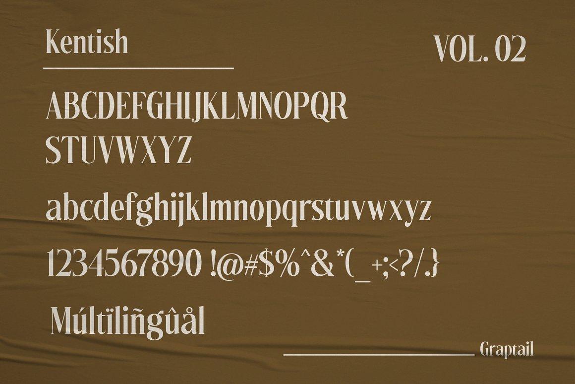 Kentish Font-3