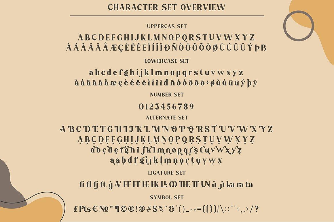 Megatura Font-3