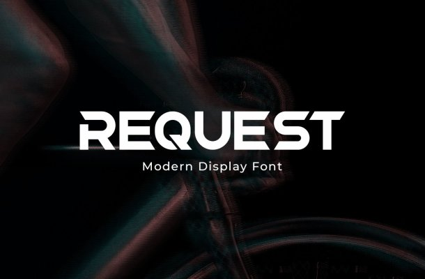 Request Font