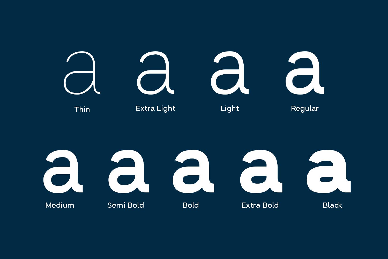 Salma Font Family-2