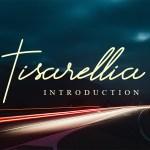 Tisarellia Font