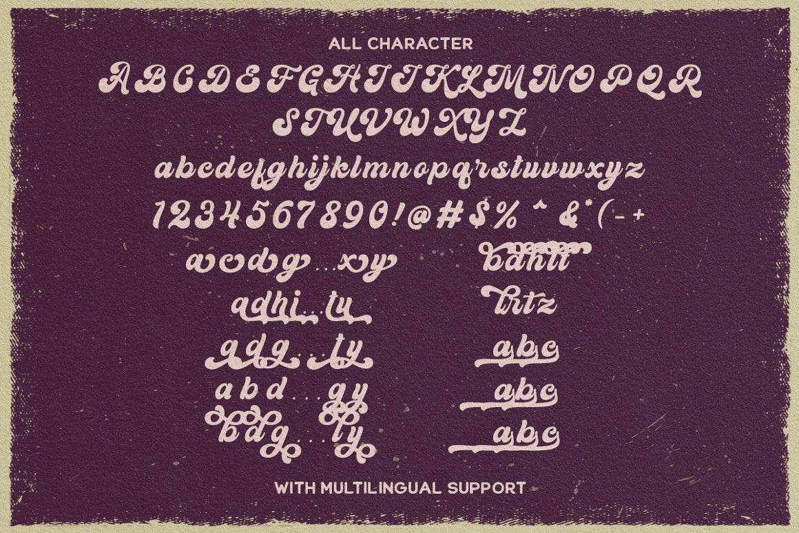 Kandani Font-3
