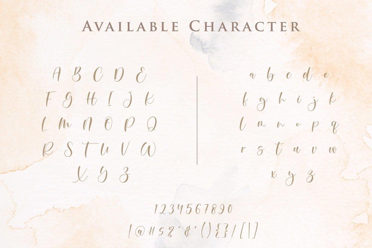 Mettalian Font-3