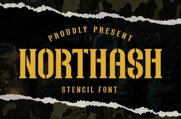 Northash Font