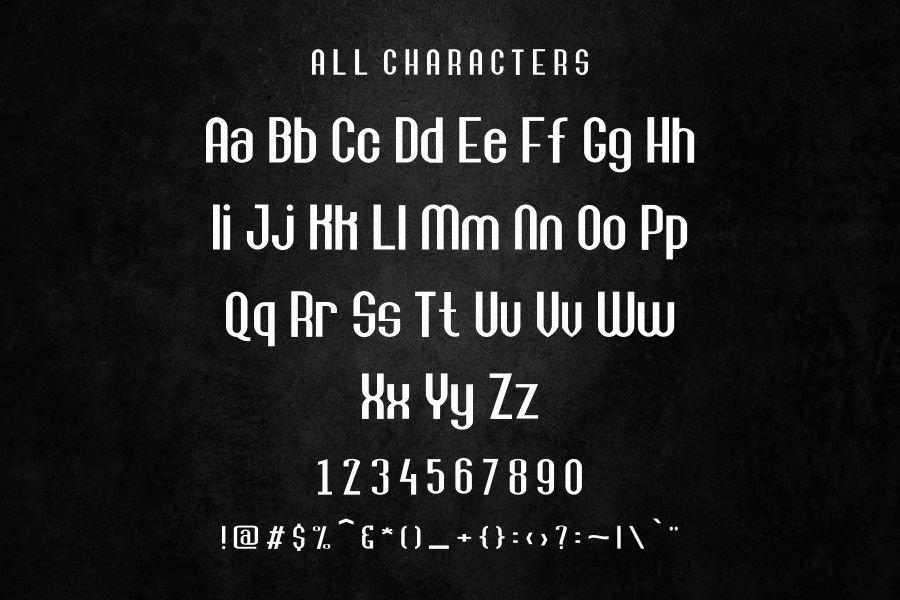 Dalgona Font-3