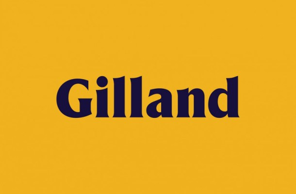 Gilland Font