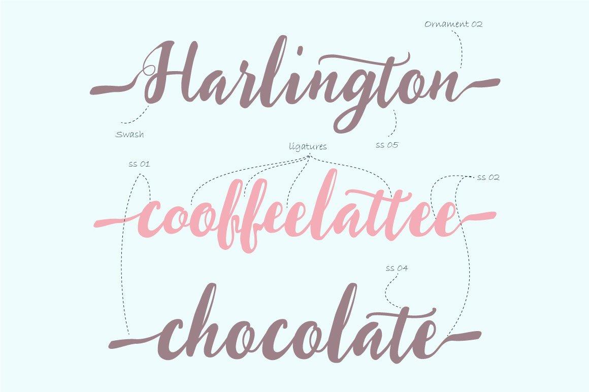 Harlington Font-2
