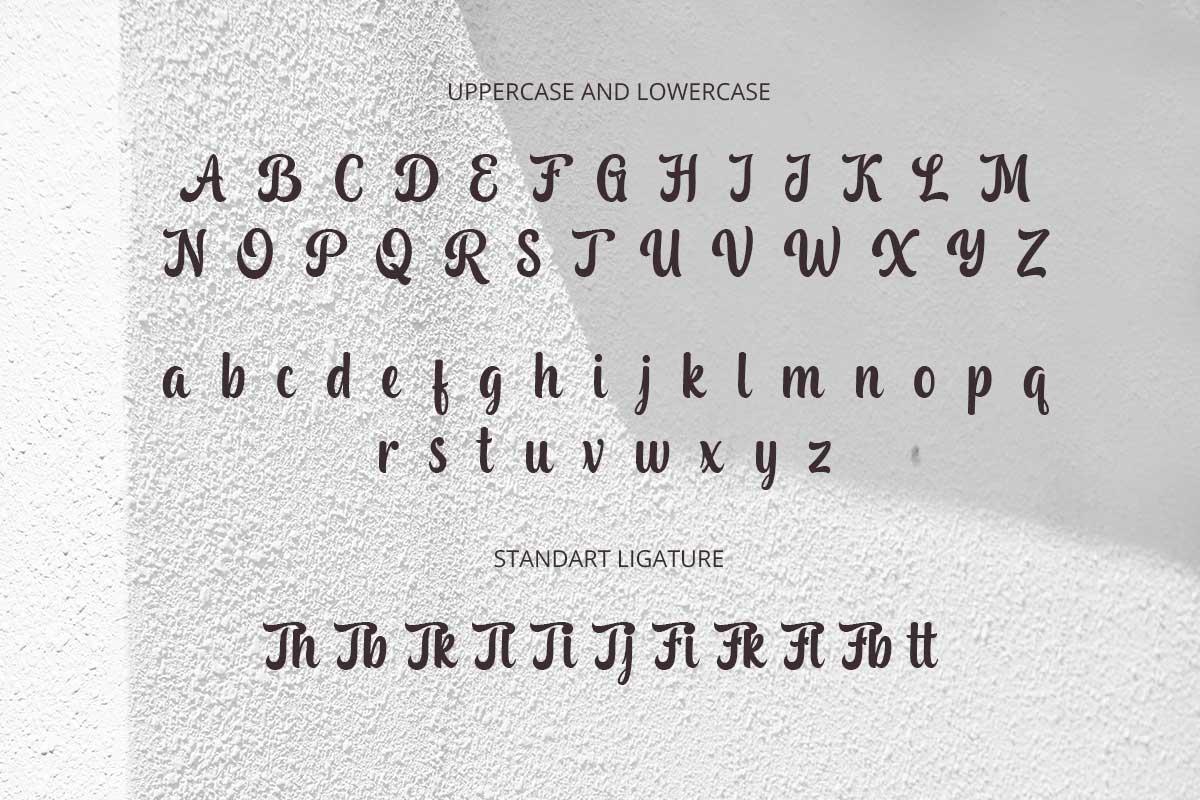 Stealdream Font-2