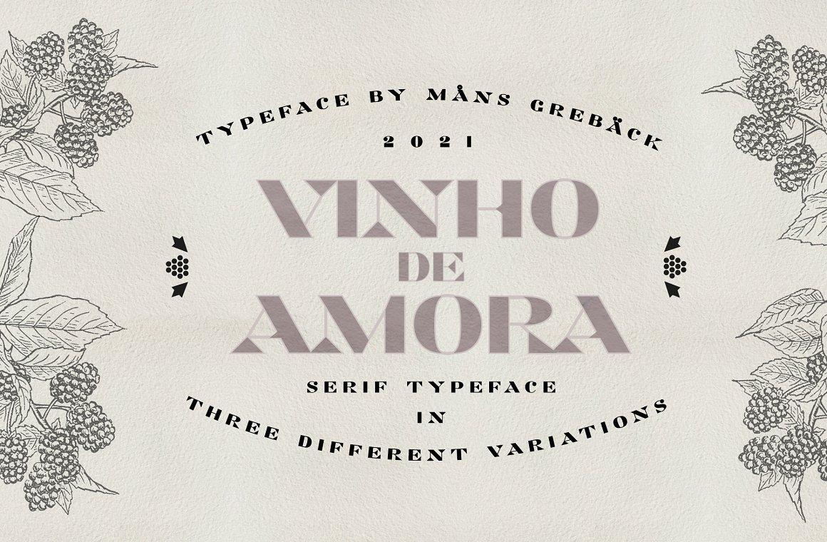 Vinho De Amora Font