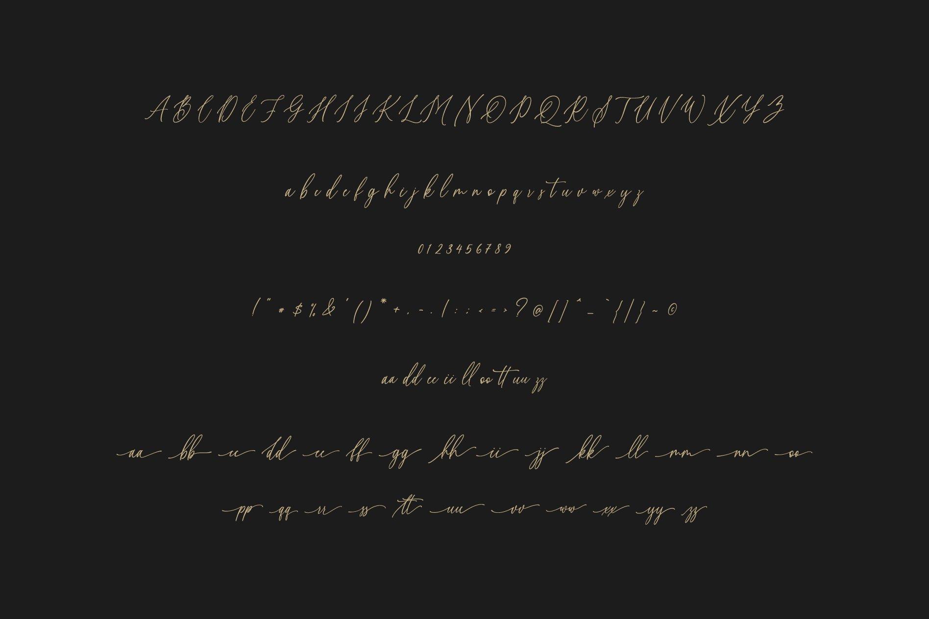 Willion Font-3