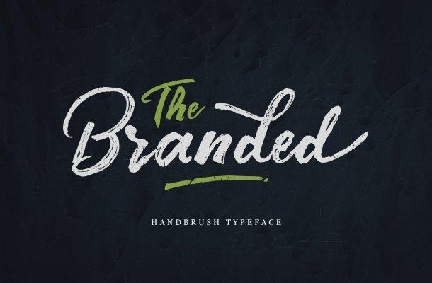 Branded Font