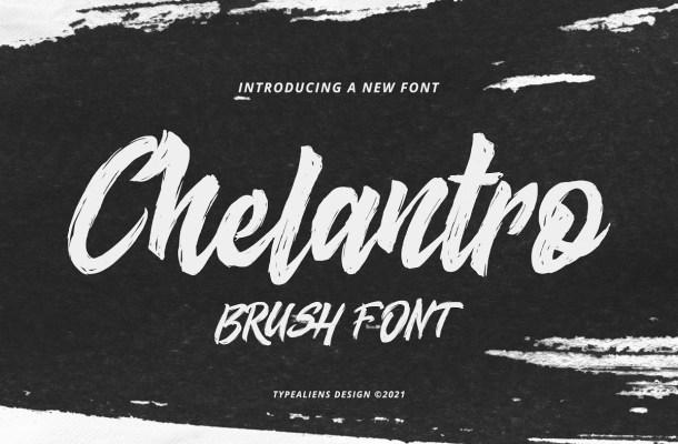 Chelantro Font