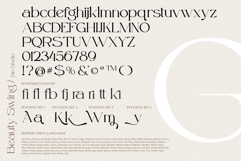 Fancy Matter Font-3