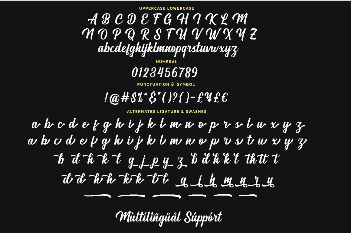 Magland Font-3