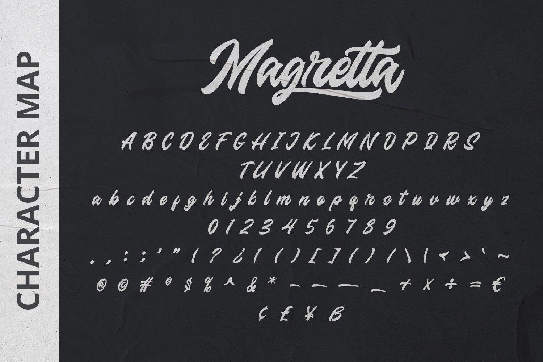 Magretta Font-2