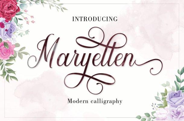 Maryellen Font