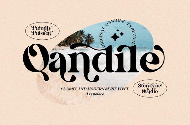 Qandile Font