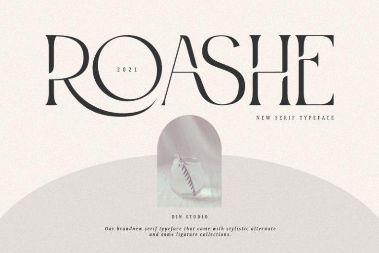 Roashe Font