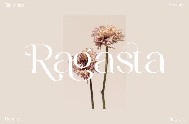 Ragasta Font