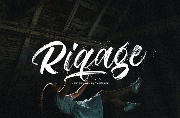 Riqage Font