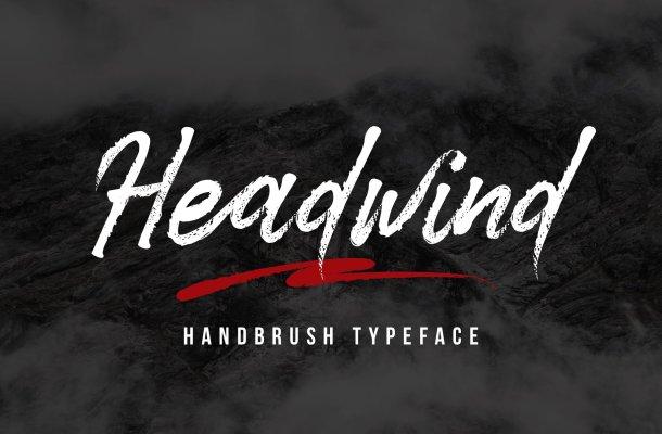 Headwind Font