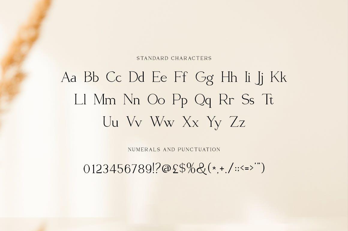Kinghood Font-3