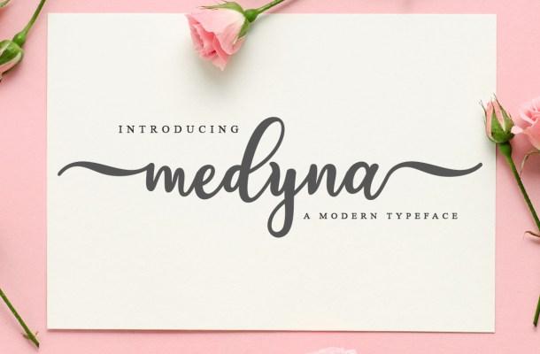 Medyna Font