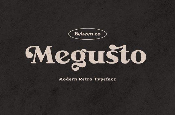 Megusto Font