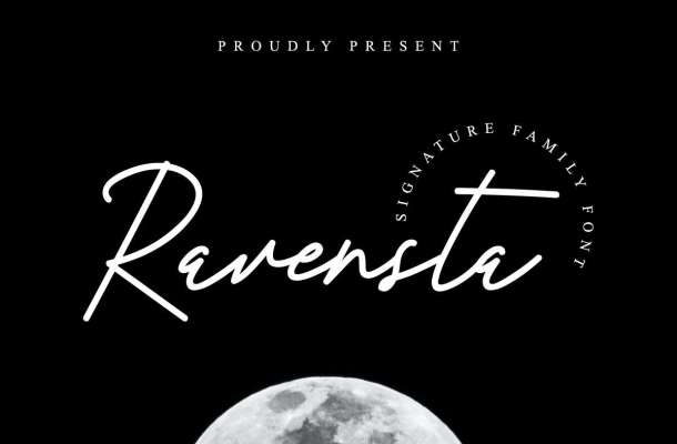 Ravensta Font