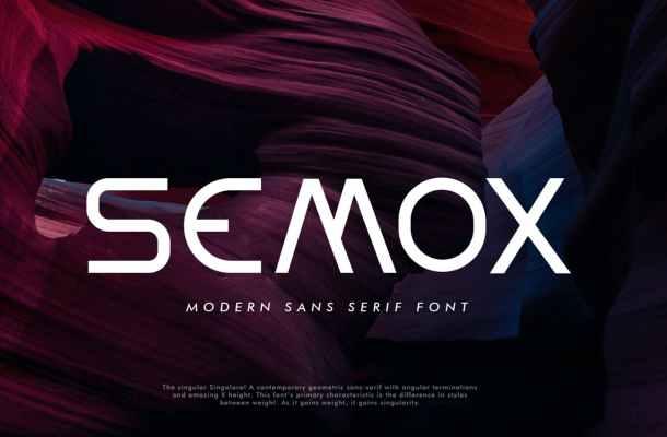 Semox Font