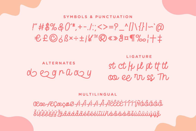 Candola Font-3