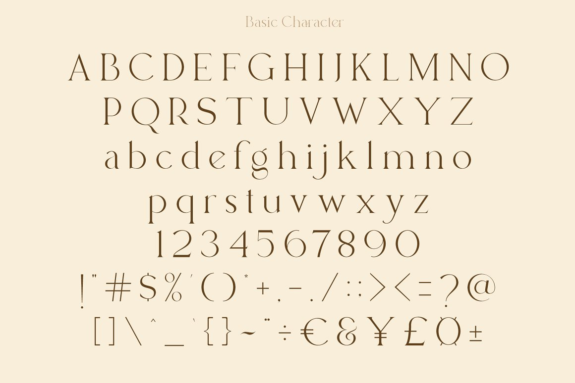 Lucky Change Font-3