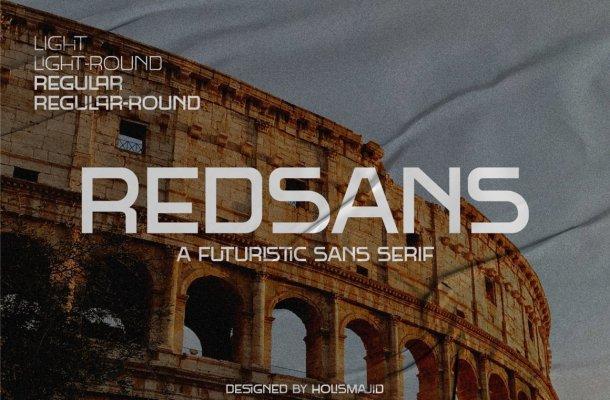 Redsans Font