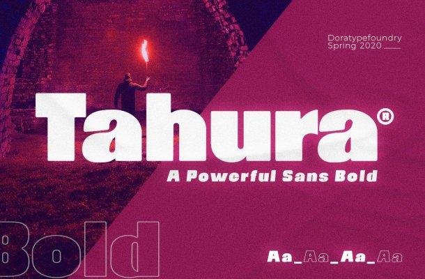 Tahura Font