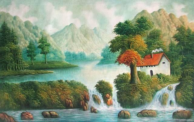 Unduh 5200 Wallpaper Pemandangan Alam Indah Hd HD Paling Keren