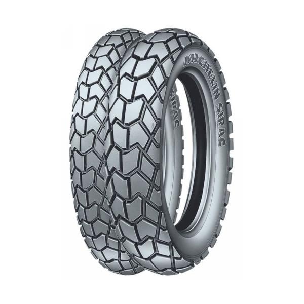 Pneu Sirac Michelin Moto Dafy Moto Pneu Trail De Moto