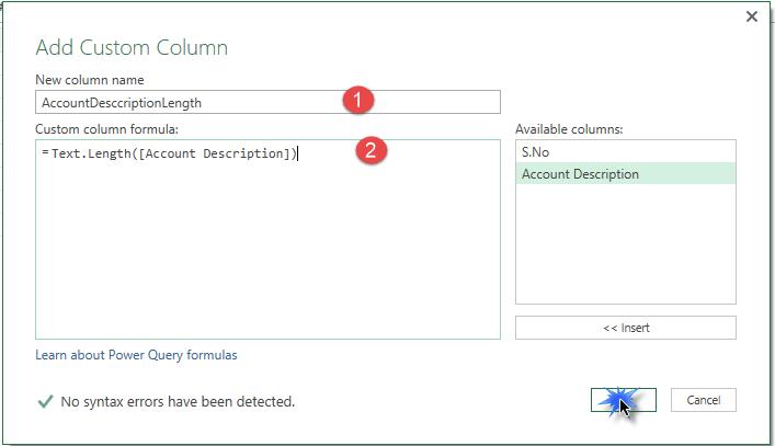 Text Length function power query - Dagdoo org