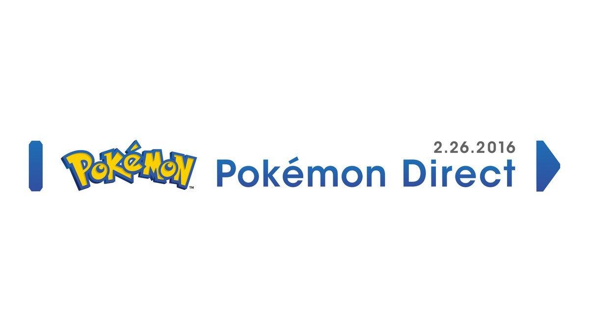 Nintendo Announces Pokemon Direct This Friday