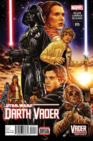 SW Darth Vader Vader Down 6