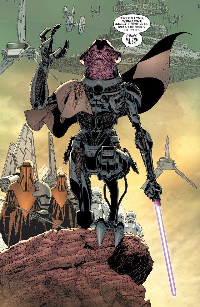 Vader Down 4